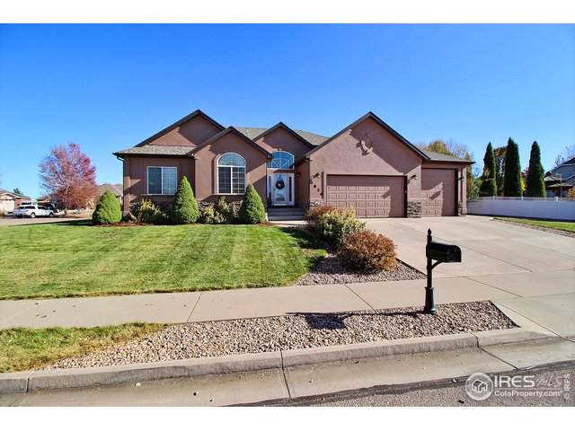 1826 74th Ave, Greeley, CO 80634 (MLS #898013) :: Bliss Realty Group