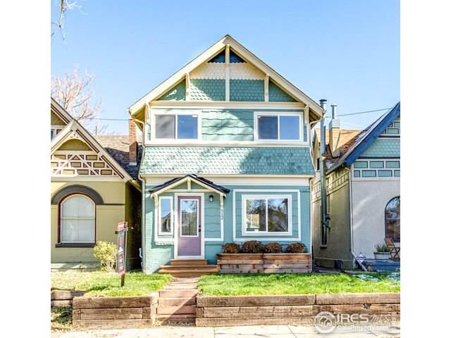 512 S Logan St, Denver, CO 80209 (MLS #898029) :: 8z Real Estate