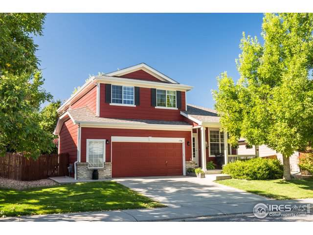 1766 Southard St, Erie, CO 80516 (MLS #898040) :: Colorado Real Estate : The Space Agency