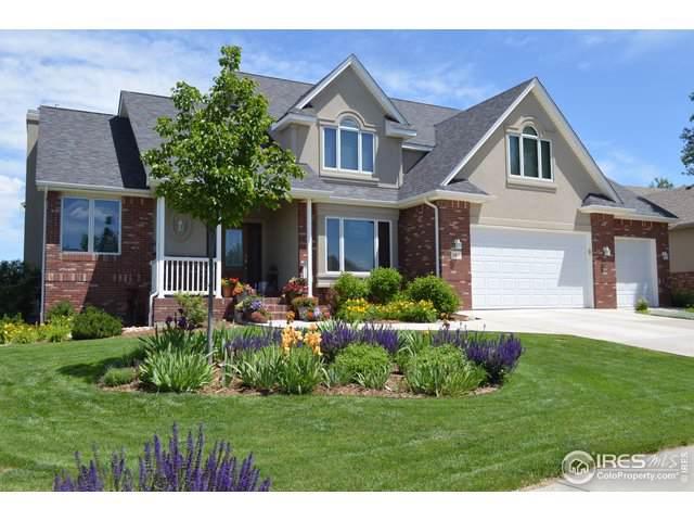 1465 Falcon Ridge Rd, Eaton, CO 80615 (#898042) :: HomePopper