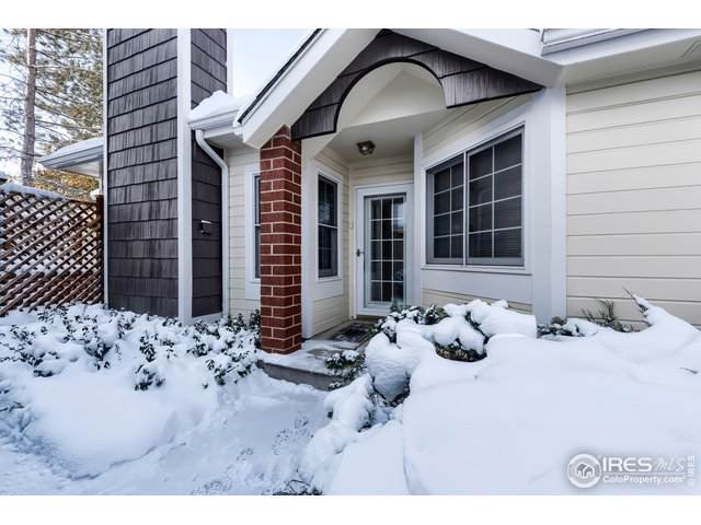 1020 Cunningham Dr #1, Fort Collins, CO 80526 (MLS #898065) :: Colorado Real Estate : The Space Agency