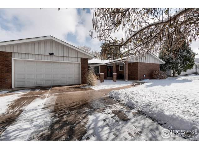 2140 Buena Vista Dr, Greeley, CO 80634 (MLS #898077) :: Bliss Realty Group