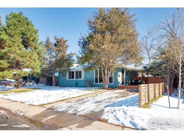 3070 17th St, Boulder, CO 80304 (MLS #898152) :: J2 Real Estate Group at Remax Alliance