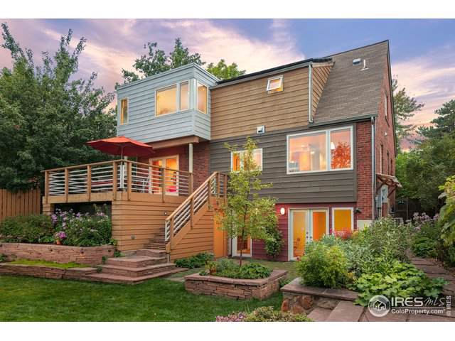 750 14th St, Boulder, CO 80302 (MLS #898165) :: Colorado Real Estate : The Space Agency