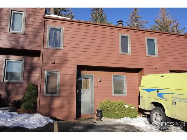 1050 S Saint Vrain Ave #4, Estes Park, CO 80517 (MLS #898177) :: Hub Real Estate