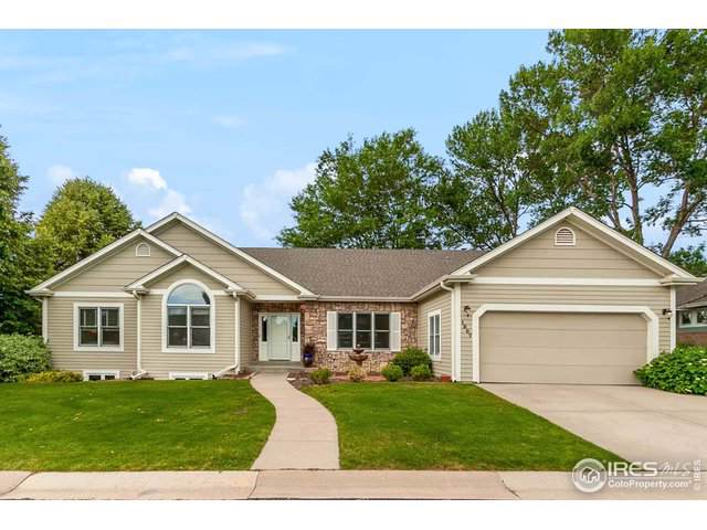 1807 Westover Ct, Fort Collins, CO 80524 (#898184) :: The Brokerage Group