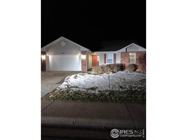 6708 18th St, Greeley, CO 80634 (MLS #898193) :: Windermere Real Estate