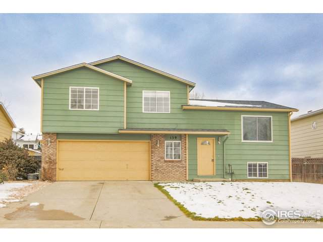 139 50th Ave, Greeley, CO 80634 (MLS #898198) :: Colorado Home Finder Realty