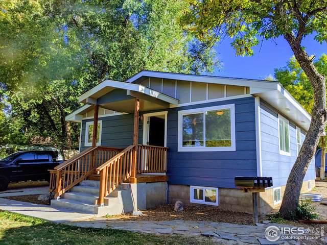 821 E Laurel St, Fort Collins, CO 80524 (MLS #898200) :: Windermere Real Estate