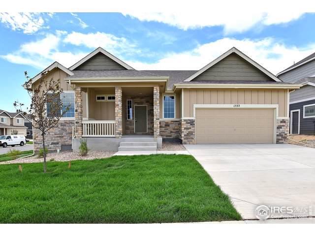 1721 Bright Shore Way, Severance, CO 80550 (MLS #898205) :: Kittle Real Estate