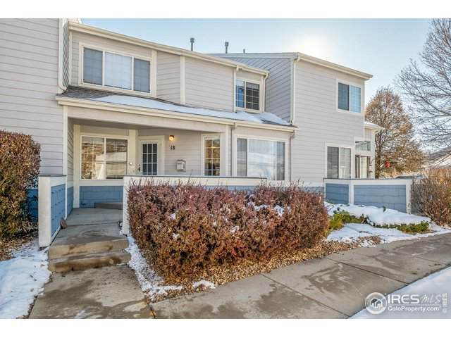 1419 Red Mountain Dr #18, Longmont, CO 80504 (#898212) :: The Dixon Group