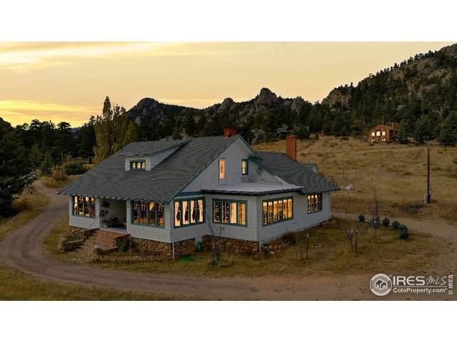625 W Elkhorn Ave, Estes Park, CO 80517 (MLS #898214) :: Hub Real Estate