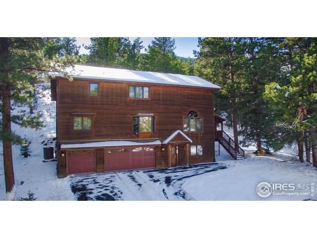 2250 Blue Spruce Ct, Estes Park, CO 80517 (#898217) :: The Brokerage Group
