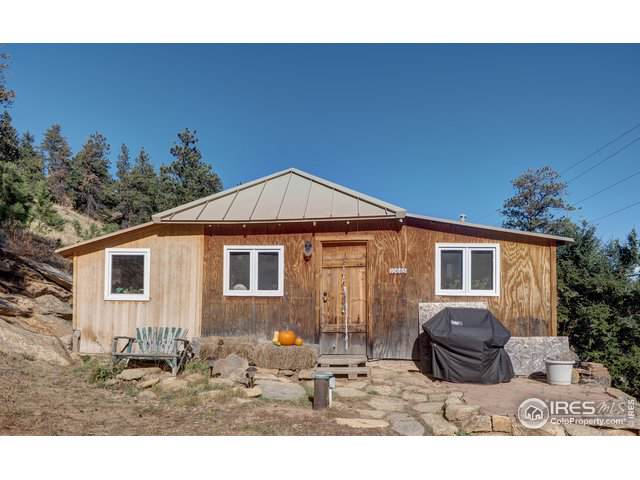 10683 Twin Spruce Rd, Golden, CO 80403 (MLS #898228) :: Hub Real Estate