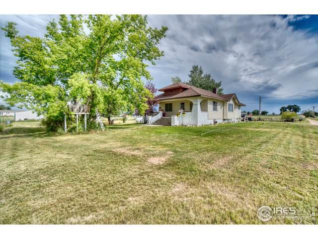 1910 County Road 29, Fort Lupton, CO 80621 (MLS #898290) :: 8z Real Estate