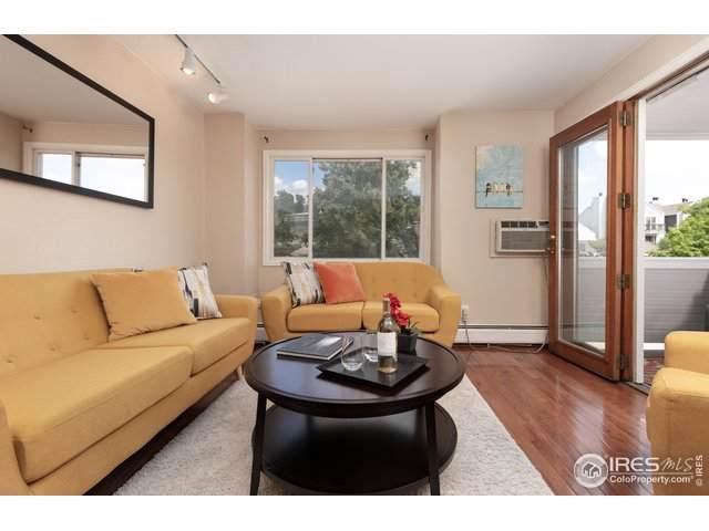 2201 Pearl St #103, Boulder, CO 80302 (MLS #898319) :: Hub Real Estate
