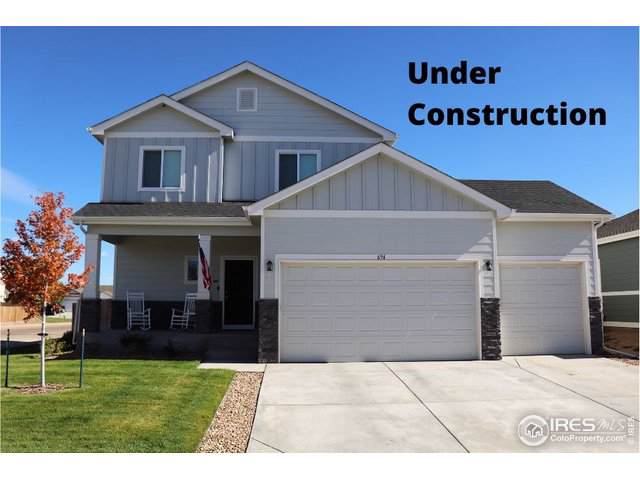 2045 Saddleback Dr, Milliken, CO 80543 (#898331) :: The Brokerage Group