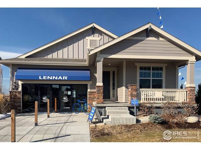 952 Carbonate Ln, Erie, CO 80516 (MLS #898340) :: Tracy's Team