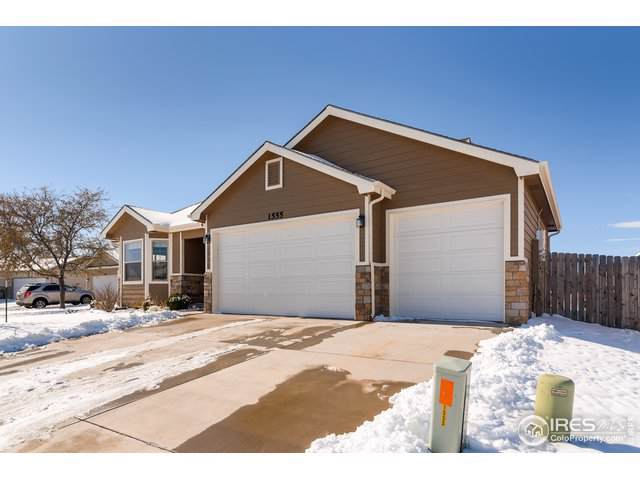 1555 S Cattleman Dr, Milliken, CO 80543 (#898342) :: The Brokerage Group