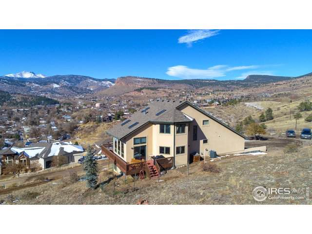 816 Mountain View Dr, Lyons, CO 80540 (MLS #898378) :: Hub Real Estate