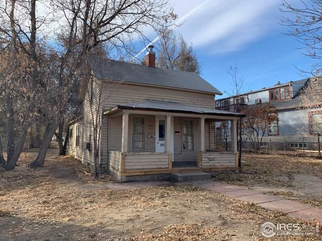 205 Terry St, Longmont, CO 80501 (MLS #898381) :: J2 Real Estate Group at Remax Alliance