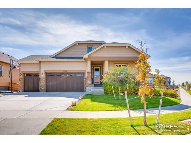 16976 E 111th Ave, Commerce City, CO 80022 (#898409) :: My Home Team