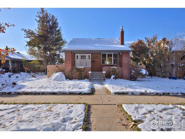 4814 W Moncrieff Pl, Denver, CO 80212 (MLS #898415) :: J2 Real Estate Group at Remax Alliance