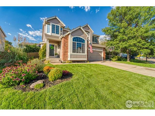 1611 Red Mountain Dr, Longmont, CO 80504 (#898427) :: The Dixon Group