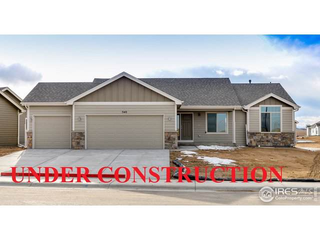 6853 Cattails Dr, Wellington, CO 80549 (MLS #898438) :: Kittle Real Estate