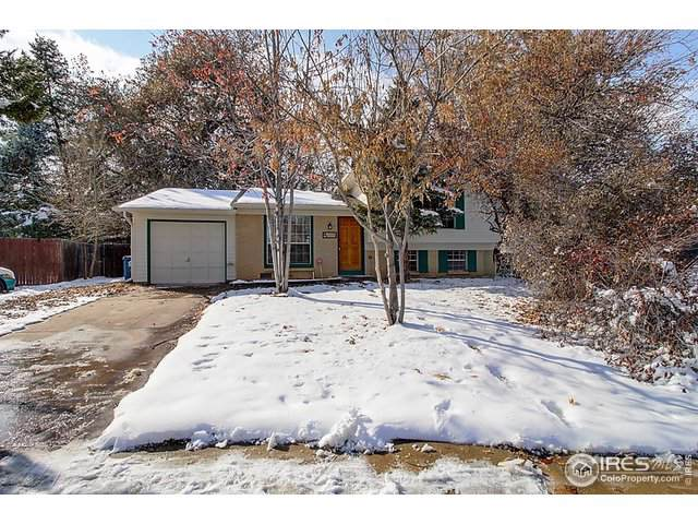 307 Peerless St, Louisville, CO 80027 (MLS #898446) :: June's Team
