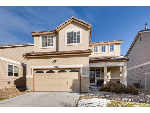 13892 Monroe St, Thornton, CO 80602 (MLS #898450) :: Downtown Real Estate Partners