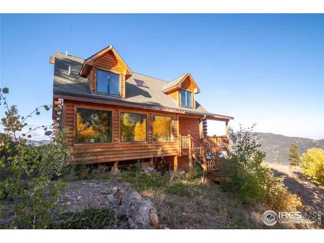 5771 Bear Paw Rd, Golden, CO 80403 (MLS #898465) :: Jenn Porter Group