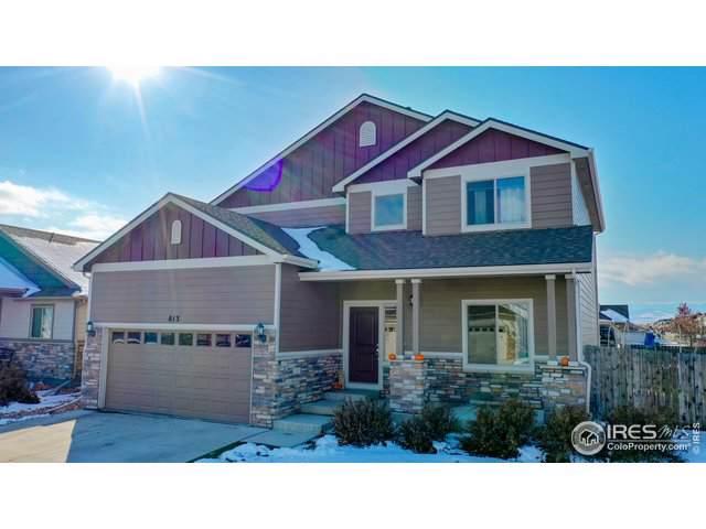 813 13th St, Berthoud, CO 80513 (MLS #898471) :: Hub Real Estate