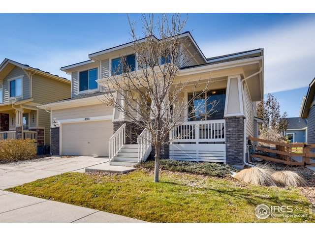 8381 Gardenia St, Arvada, CO 80005 (MLS #898519) :: Bliss Realty Group