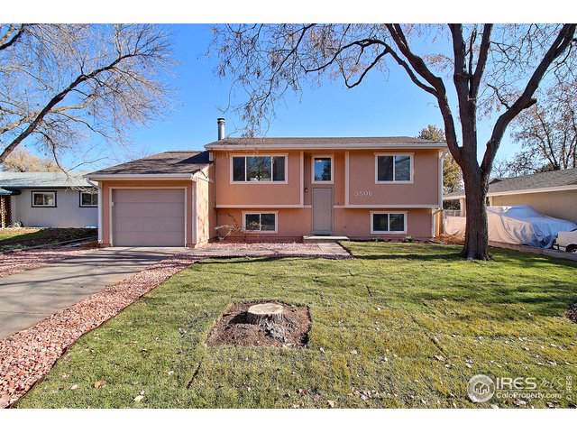 3506 Dahlia St, Evans, CO 80620 (MLS #898520) :: Tracy's Team