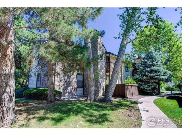 7720 W 87th Dr D, Arvada, CO 80005 (MLS #898522) :: Hub Real Estate