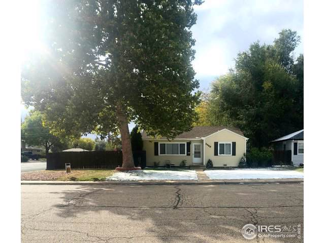 2443 14th Ave Ct, Greeley, CO 80631 (MLS #898523) :: Windermere Real Estate