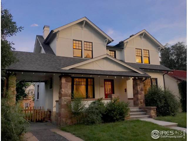 2132 Pine St, Boulder, CO 80302 (MLS #898538) :: Tracy's Team