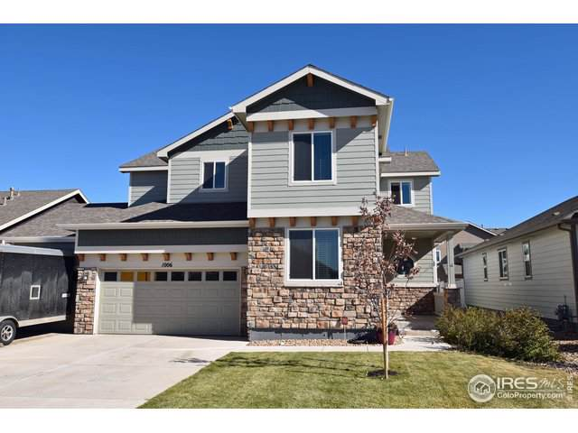 1006 Antila Ave, Loveland, CO 80537 (MLS #898544) :: Colorado Home Finder Realty