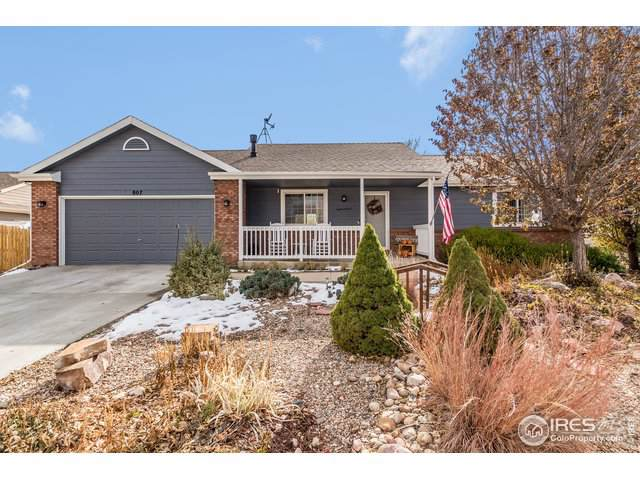 807 Scotch Pine Dr, Severance, CO 80550 (MLS #898545) :: Bliss Realty Group