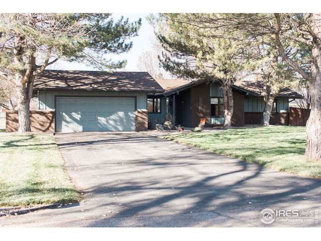1117 Greenbriar Dr, Fort Collins, CO 80524 (MLS #898548) :: Windermere Real Estate