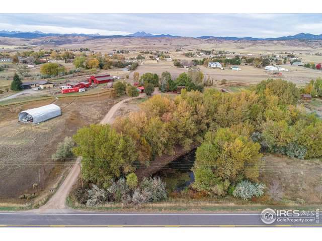 1801 S County Road 23E, Berthoud, CO 80513 (MLS #898549) :: J2 Real Estate Group at Remax Alliance