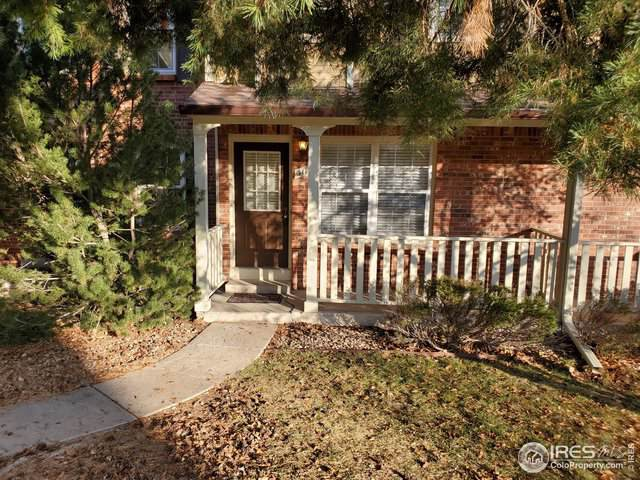 311 Pheasant Run, Louisville, CO 80027 (MLS #898551) :: June's Team