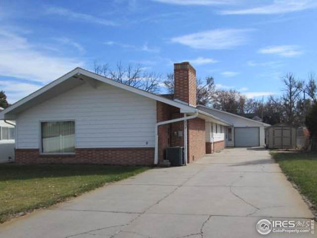 315 E 6th St, Julesburg, CO 80737 (#898566) :: Re/Max Structure