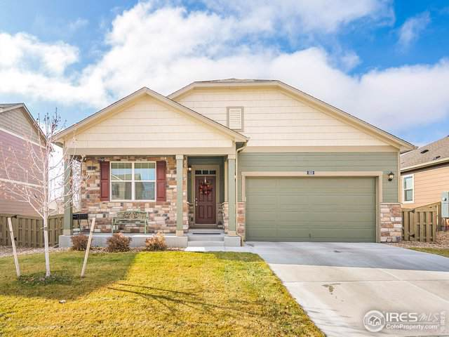 523 2nd St, Severance, CO 80550 (MLS #898574) :: Bliss Realty Group