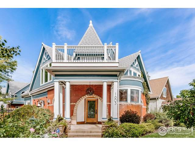 1603 Spruce St, Boulder, CO 80302 (#898578) :: Peak Properties Group