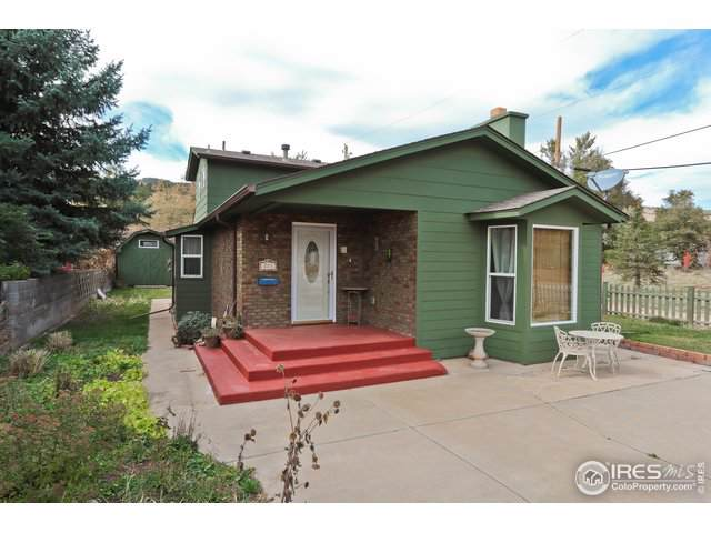 223 4th Ave, Lyons, CO 80540 (MLS #898585) :: Hub Real Estate