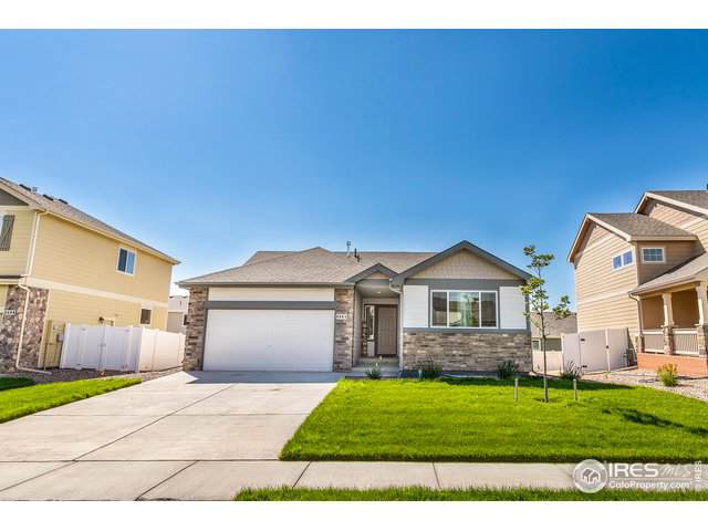 8804 15th St Rd, Greeley, CO 80634 (MLS #898587) :: Tracy's Team