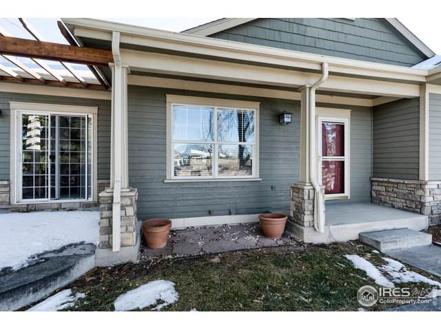 4021 Yellowstone Cir #1, Fort Collins, CO 80525 (MLS #898606) :: Windermere Real Estate