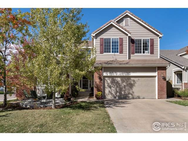921 Sapphire Way, Superior, CO 80027 (MLS #898607) :: Colorado Home Finder Realty